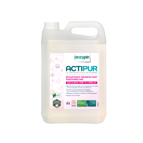 Actipur d�sinfectant sanitaire PAE