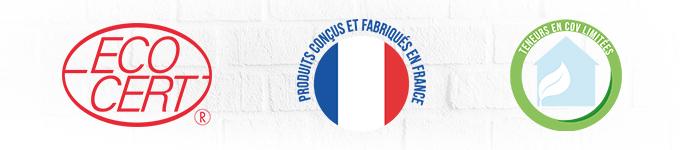 Actipur Ecocert Made In France et COV limit�s