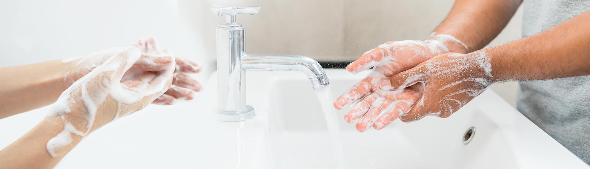 Lavage des mains HYCODIS Covid19